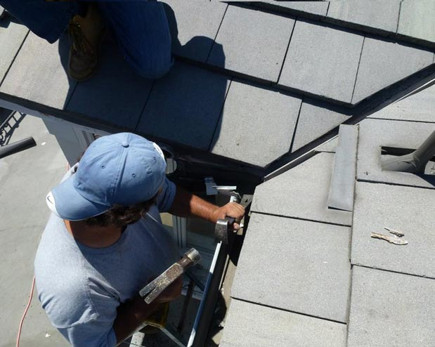 gutter repair Grand Rapids